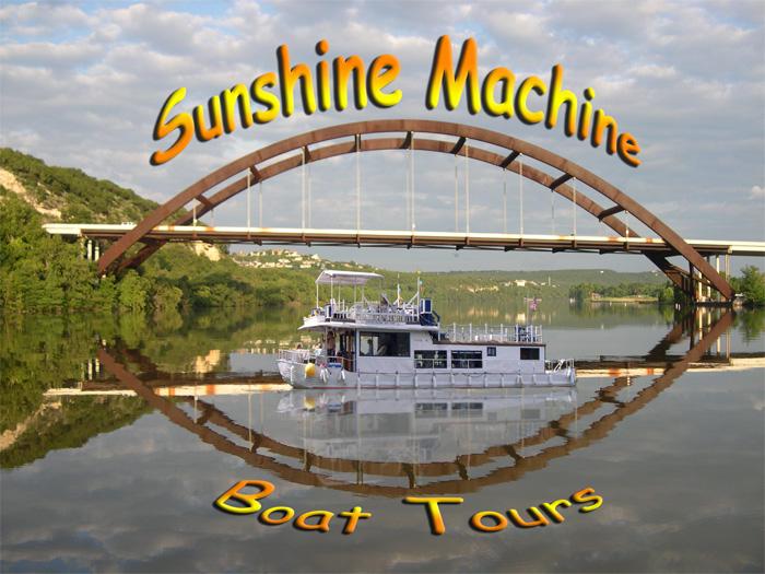 Colorado River Boat Tours Austin